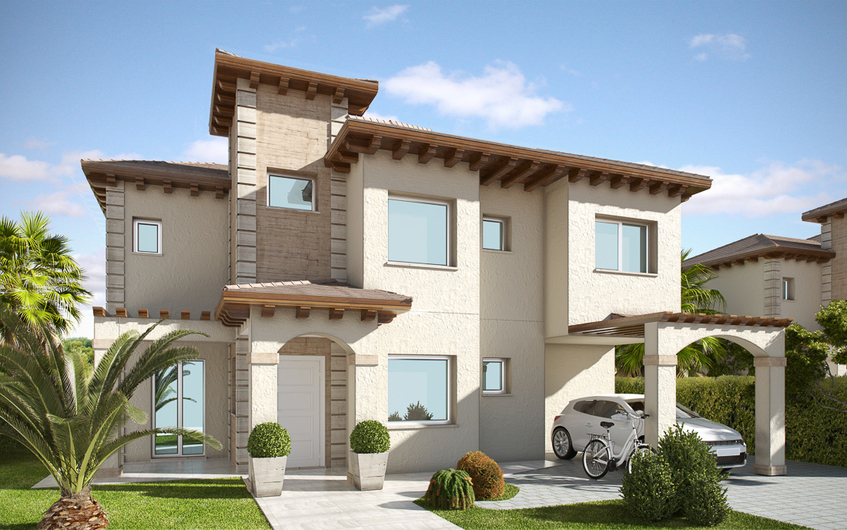 LUXURY VILLAS 24496