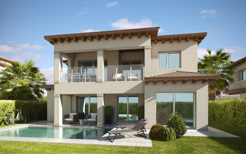 LUXURY VILLAS 24497