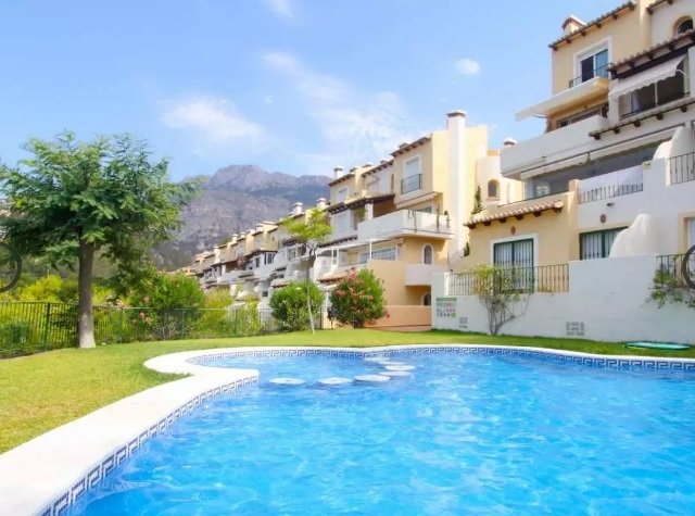 Bungalow en Altea Hills 9069